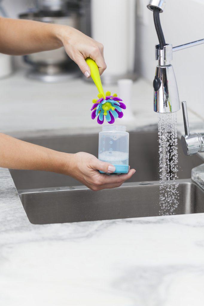 Afwassen & opbergen